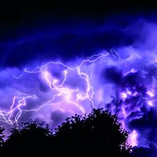 Brontophobie – Peur de l'orage